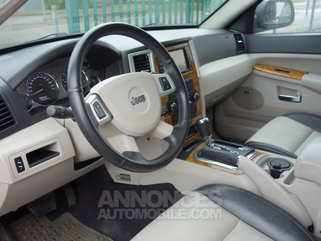 Jeep GRAND CHEROKEE limited 3L crd argent Occasion - 3