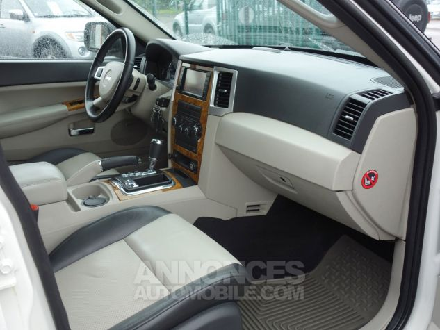 Jeep GRAND CHEROKEE limited 3L crd argent Occasion - 6
