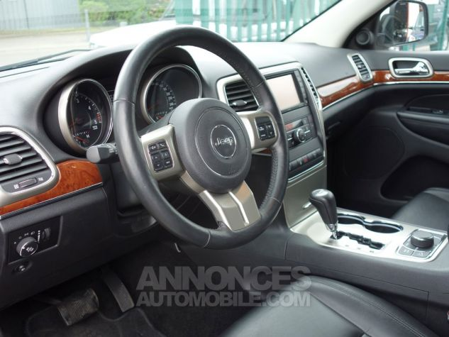 Jeep GRAND CHEROKEE limited crd blanc Occasion - 3