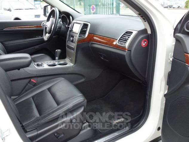 Jeep GRAND CHEROKEE limited crd blanc Occasion - 6