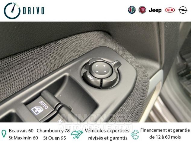 Jeep Renegade 1.3 GSE T4 150ch Longitude Business BVR6 Gris Occasion - 15