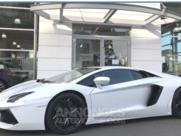 Lamborghini Aventador LP 700-4 BLANC Occasion - 0
