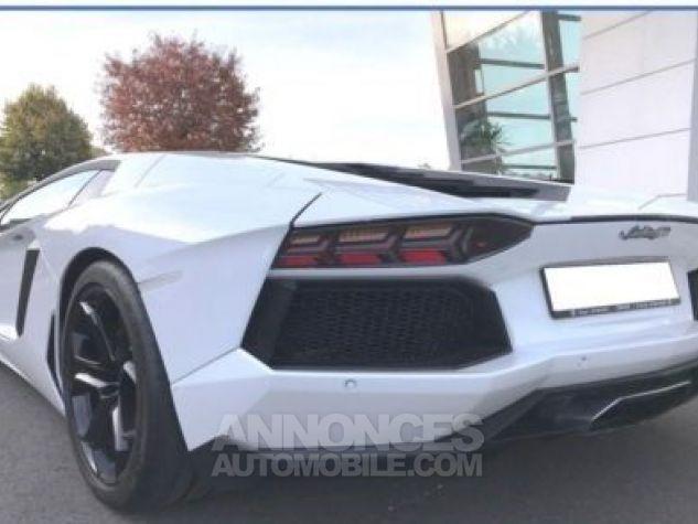 Lamborghini Aventador LP 700-4 BLANC Occasion - 1