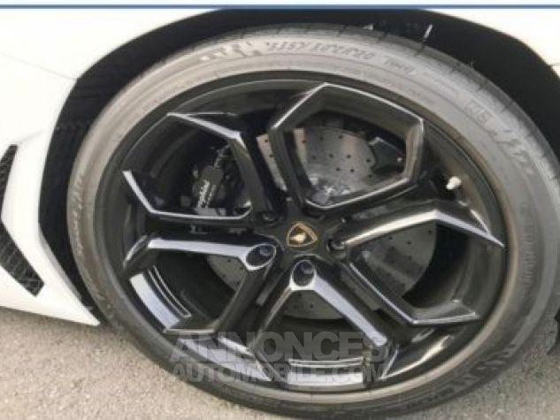 Lamborghini Aventador LP 700-4 BLANC Occasion - 2
