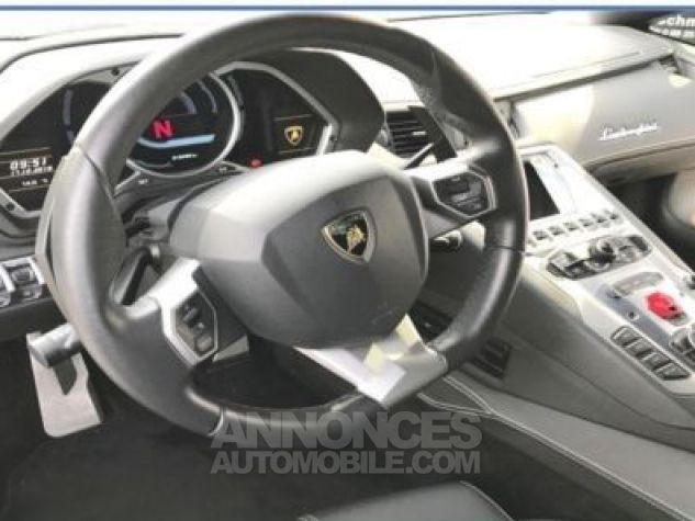 Lamborghini Aventador LP 700-4 BLANC Occasion - 5