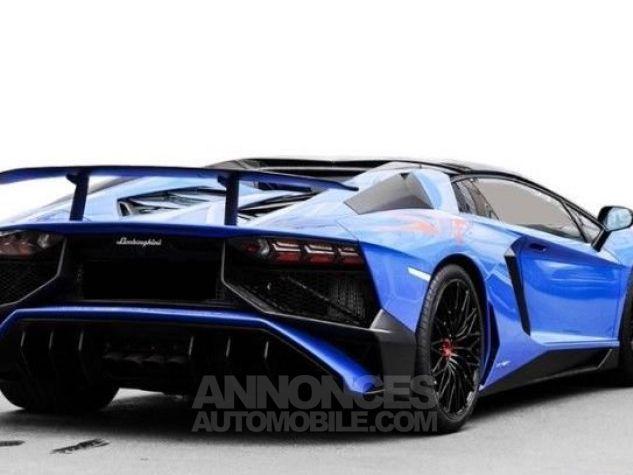Lamborghini Aventador Lp 750-4 SV Roadster 1 of 500 Blu Direction - 2