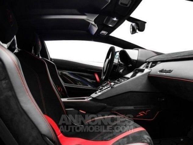 Lamborghini Aventador Lp 750-4 SV Roadster 1 of 500 Blu Direction - 5