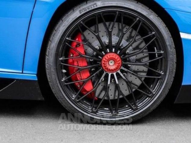 Lamborghini Aventador Lp 750-4 SV Roadster 1 of 500 Blu Direction - 10