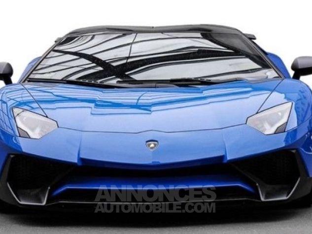 Lamborghini Aventador Lp 750-4 SV Roadster 1 of 500 Blu Direction - 15