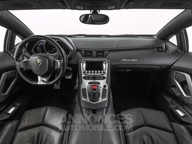 Lamborghini Aventador LP700-4 e-gear  blanc Occasion - 5