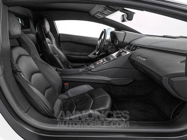 Lamborghini Aventador LP700-4 e-gear  blanc Occasion - 7