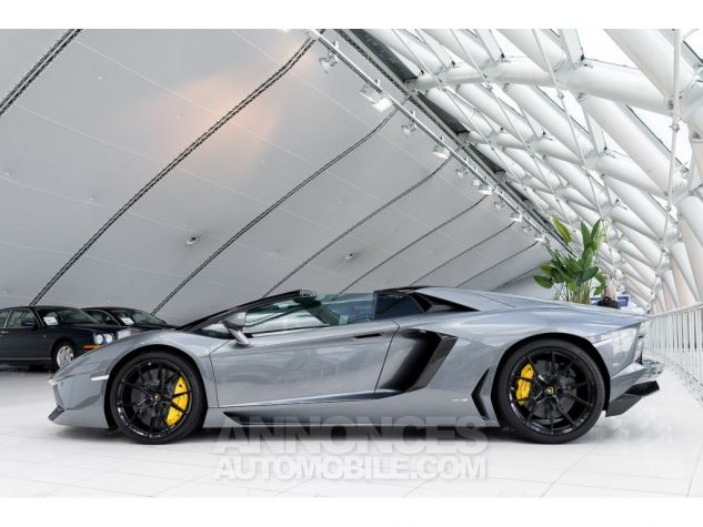 Lamborghini Aventador spider pot akrapovic GRIS Occasion - 5
