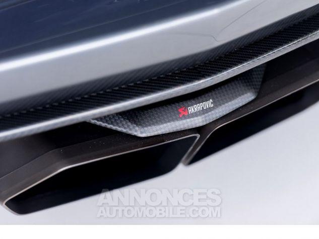 Lamborghini Aventador spider pot akrapovic GRIS Occasion - 11