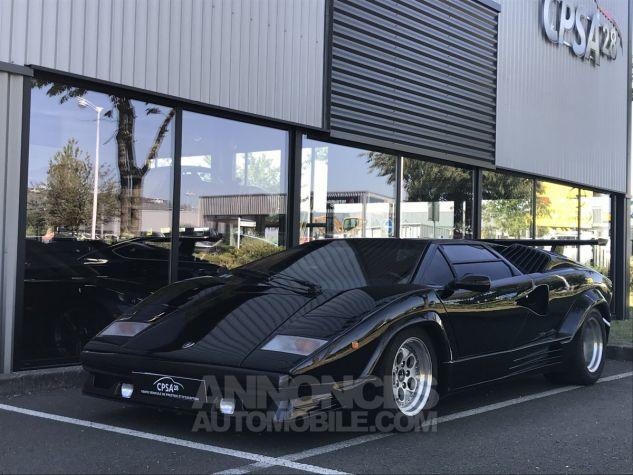 Lamborghini Countach 25 anniversaire noire Occasion - 0