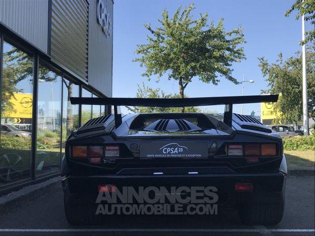 Lamborghini Countach 25 anniversaire noire Occasion - 3