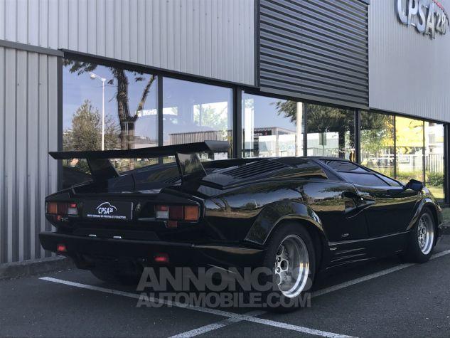 Lamborghini Countach 25 anniversaire noire Occasion - 4