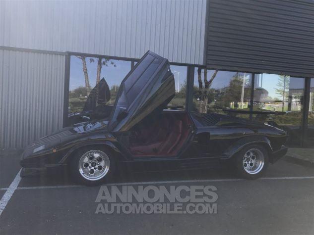 Lamborghini Countach 25 anniversaire noire Occasion - 5