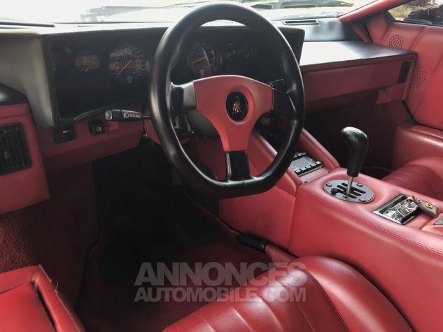 Lamborghini Countach 25 anniversaire noire Occasion - 11