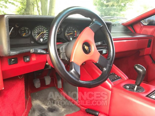 Lamborghini Countach 25 anniversaire noire Occasion - 12