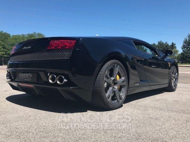 Lamborghini Gallardo COUPE LP 560-4 F1 NERO METAL Occasion - 5