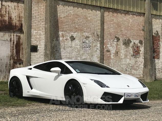 Lamborghini Gallardo lp 560-4 blanc Occasion - 3