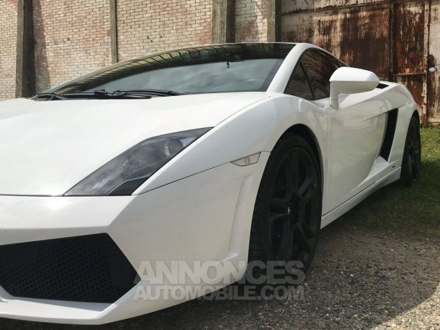 Lamborghini Gallardo lp 560-4 blanc Occasion - 4