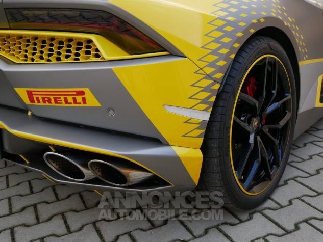 Lamborghini Huracan Coupé LP 610-4, Lift, Magneto, Échappement Sport Bianco Monocerus Occasion - 15