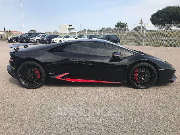 Lamborghini Huracan LP 610-4 NOIR Occasion - 6