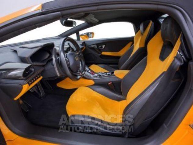 Lamborghini Huracan LP 610-4 ORANGE Occasion - 8