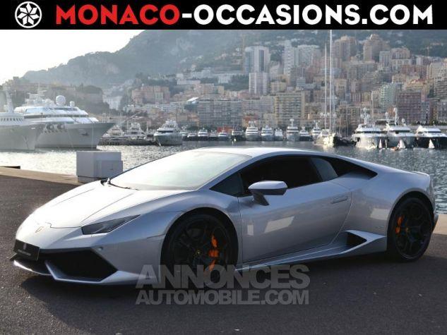 Lamborghini Huracan LP 610-4 Argent Occasion - 0