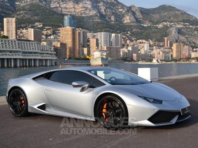 Lamborghini Huracan LP 610-4 Argent Occasion - 2