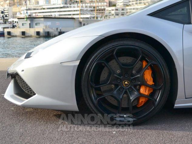 Lamborghini Huracan LP 610-4 Argent Occasion - 6