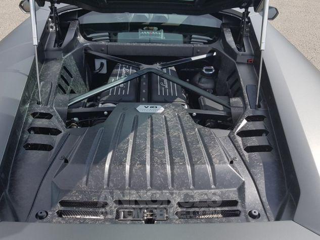Lamborghini Huracan LP-610 4 coupé 1 ère main  Gris mat Occasion - 12