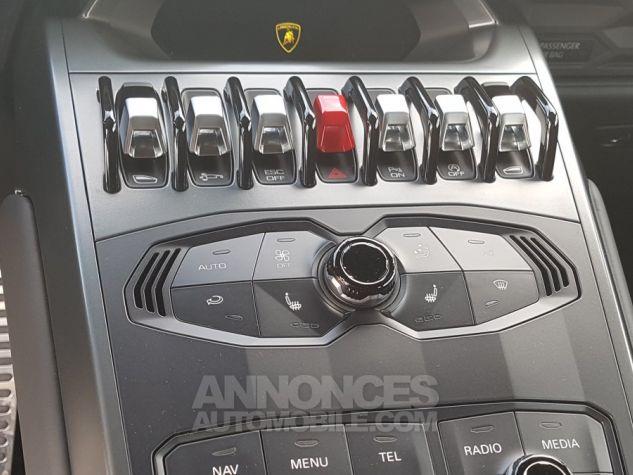 Lamborghini Huracan LP-610 4 coupé 1 ère main  Gris mat Occasion - 17