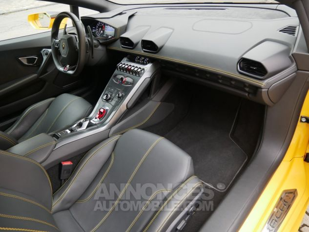 Lamborghini Huracan LP 610-4, Magneto, Lift System, Caméra, Échappement Racing GIALLO MIDAS Occasion - 6
