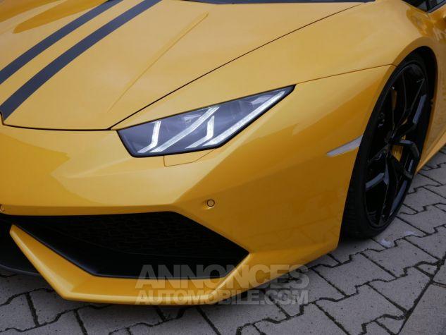 Lamborghini Huracan LP 610-4, Magneto, Lift System, Caméra, Échappement Racing GIALLO MIDAS Occasion - 9