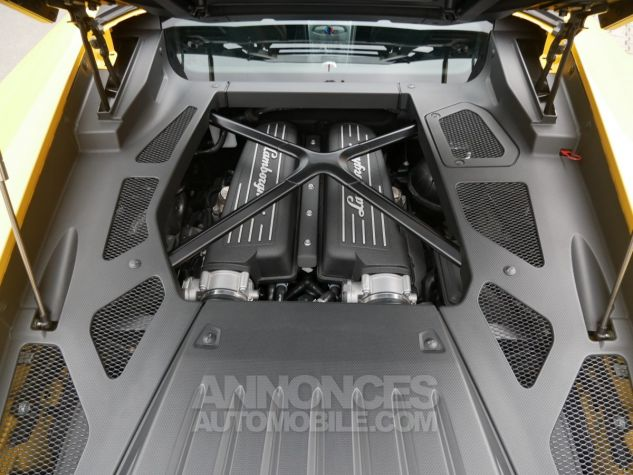 Lamborghini Huracan LP 610-4, Magneto, Lift System, Caméra, Échappement Racing GIALLO MIDAS Occasion - 21