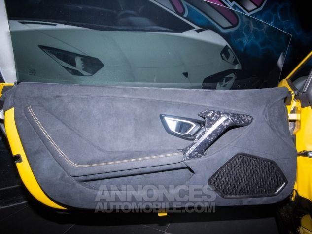 Lamborghini Huracan LP 640-4 performante JAUNE METAL Occasion - 7
