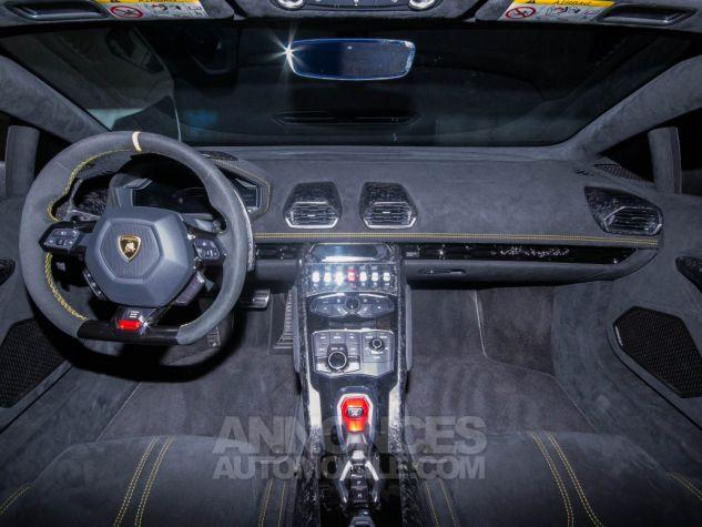 Lamborghini Huracan LP 640-4 performante JAUNE METAL Occasion - 10