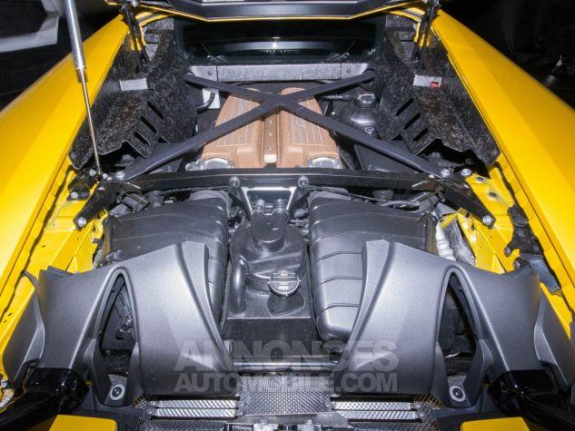 Lamborghini Huracan LP 640-4 performante JAUNE METAL Occasion - 11