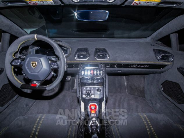 Lamborghini Huracan LP 640-4 performante NOIR MAT Occasion - 9