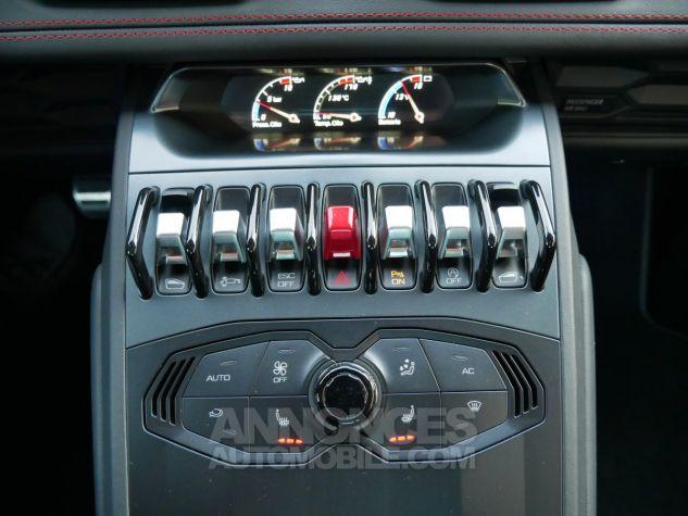 Lamborghini Huracan LP580-2, RWD, Lifting System, Freins céramique, Échappement sport Bianco Monocerus Occasion - 17
