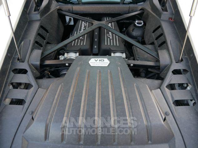 Lamborghini Huracan LP580-2, RWD, Lifting System, Freins céramique, Échappement sport Bianco Monocerus Occasion - 19