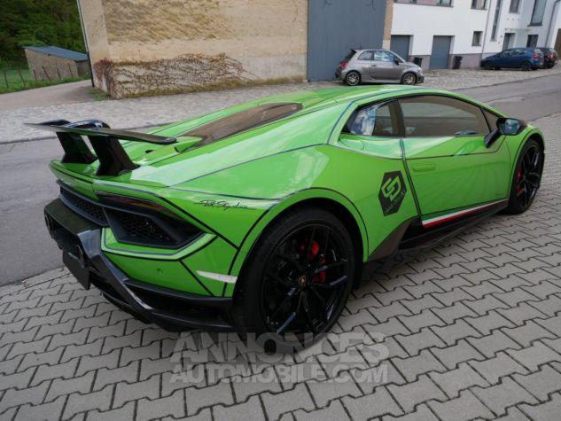 Lamborghini Huracan Performante, Lift System+Magneto, Caméra, Navi Verde Mantis Occasion - 3