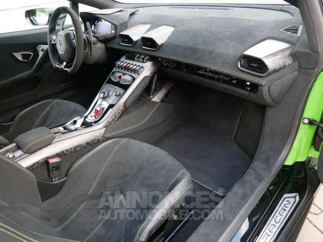 Lamborghini Huracan Performante, Lift System+Magneto, Caméra, Navi Verde Mantis Occasion - 7