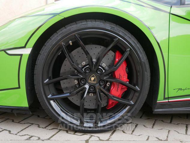 Lamborghini Huracan Performante, Lift System+Magneto, Caméra, Navi Verde Mantis Occasion - 11