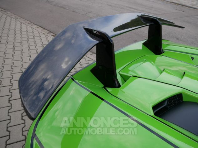 Lamborghini Huracan Performante, Lift System+Magneto, Caméra, Navi Verde Mantis Occasion - 13
