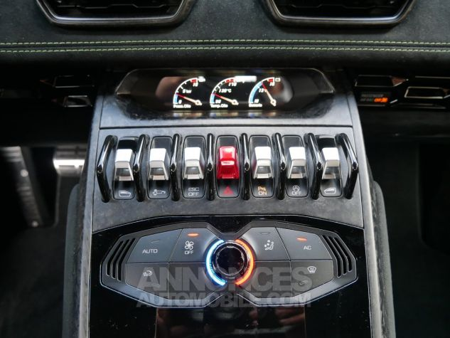 Lamborghini Huracan Performante, Lift System+Magneto, Caméra, Navi Verde Mantis Occasion - 16