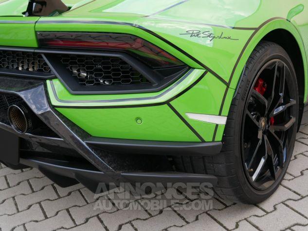 Lamborghini Huracan Performante, Lift System+Magneto, Caméra, Navi Verde Mantis Occasion - 21