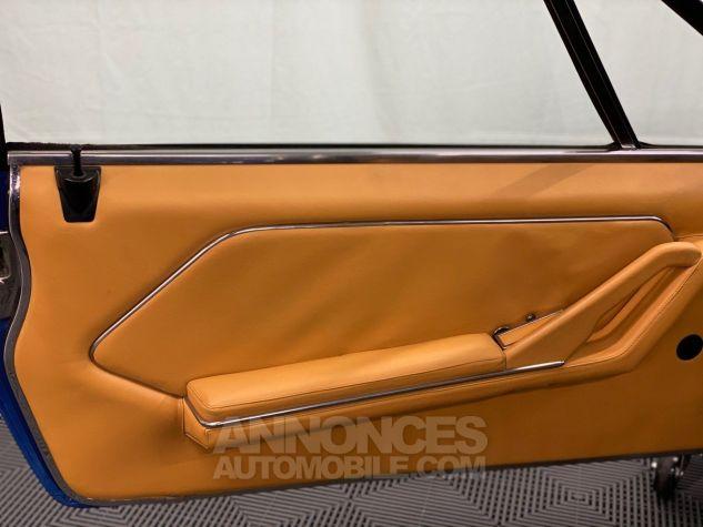 Lamborghini Jarama S Bleu Tahiti Occasion - 7